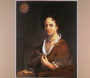 Portret van Charlotte Elisabeth van Blijenburgh (1663-1729)