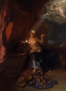 De boetevaardige Maria Magdalena