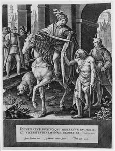 De barmhartigheid van de H. Martinus