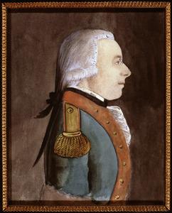 Portret van David van Guericke (1748-1816)