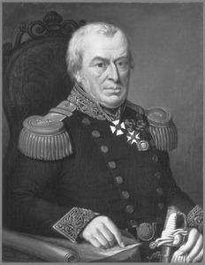 Portret van Athony Nicolaas Lodewijk Koops (1825-1893)