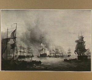Het bombardement van Algiers in 1816