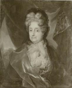 Portret van Eleonore Magdalena Theresia van de Palts-Neuburg (1655-1720)