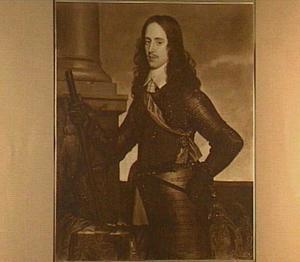 Portret van Willem II (1626-1650), Prins van Oranje