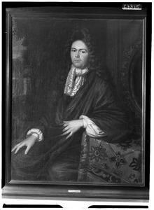 Portret van Edmond van Diest ( -1733)