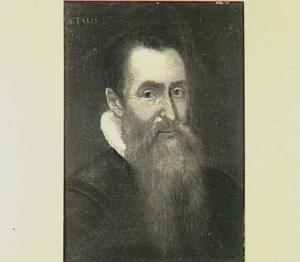 Portret van een man uit de famile Van der Mersch