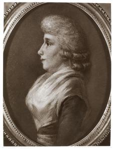 Portret van Jacoba Catharina Maria van Rijckevorsel ( -1838)