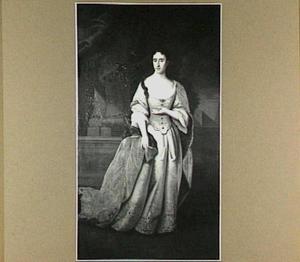 Portret van Henriette van Nassau-Zuylesteyn (1688-1759), echtgenote van Frederik Christiaan van Reede, tweede graaf van Athlone
