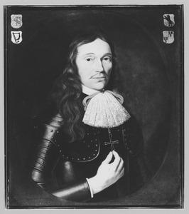Portret van Joost Caspar van Renesse (1624-1695)