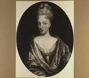 Portret van Baudina Lucia van Eysinga (1687-1754)