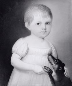 Portret van Jan Bieruma Oosting (1816-1885)