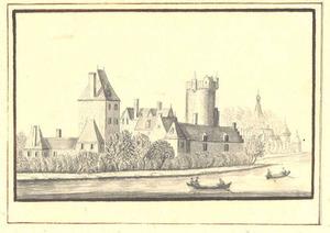 Kasteel Culemborg in 1620