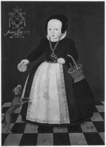 Portret van Grietje Maertensdr. (1628-?)