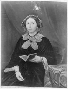 Portret van Alyda Antonia Proot (1810-1876)