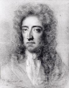 Portret van koning-stadhouder Willem III (1650-1702)