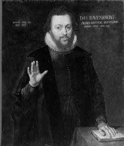 Portret van Hermann Ravensperger (1586-1625)