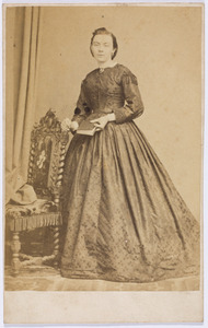 Portret van Josephina Johanna de Both (1841-1917)