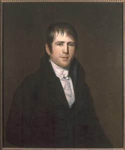 Portret van Anne Hobbes de Boer ( -1832)