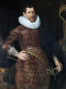 Portret van Jan Pietersz Coen (1587-1629)