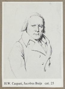 Portret van Jacobus Buys (1724-1801)
