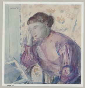 Portret van Mieke Peltenburg (...-....)