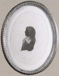 Portret van Adrianus Catharinus Holtius (1786-1861)