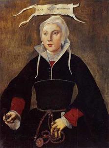 Portret van Margaretha Hopcooper (....-....)