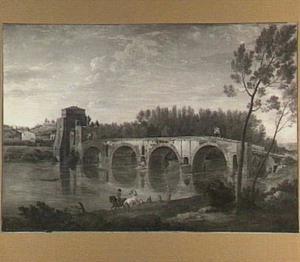 De Ponte Molle (Milvio) te Rome