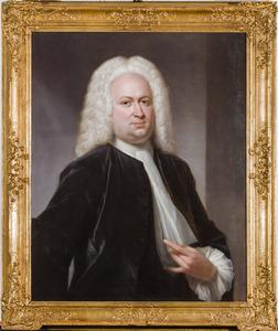 Portret van Paul Sebastiaan le Leu de Wilhem (1691-1759)