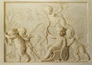 De triomf van Cupido