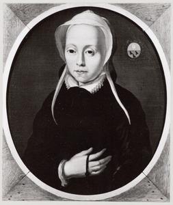 Portret van Catalina Brouwer ( -1568)