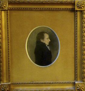 Portret van Johan Christoffel Staal (1756-1842)