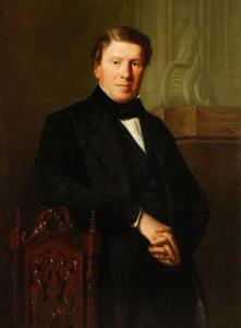Portret van Cornelis Suermondt (1815-1883)
