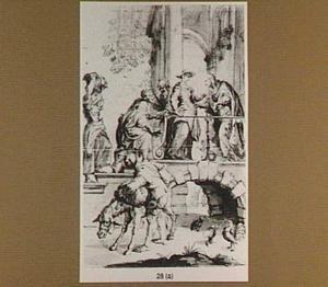 Maria bezoekt Elizabeth (De Visitatie) (Lucas 1:39-45)