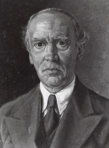 Portret van Cornelis Douwe de Langen (1887-1967)
