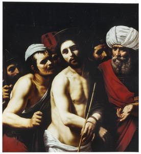 Ecce Homo, Herodes toont Christus aan het volk