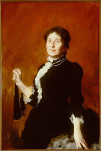 Portret van Cornelia Govertha Elisa Lucipara de Stuers (1837-1922)