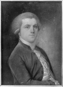 Portret van Adriaan Jacob van der Does (1756-1830)