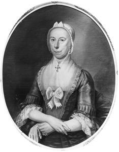 Portret van Anna Paulina Jordens