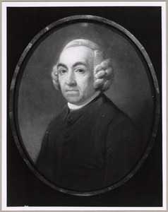Portret van Georg Johann Wilhelm Carp (1724-1796)
