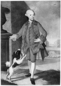 Portret van Jacob van der Werff (1761-1807)