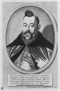 Portret van Wenceslaus Leszczyński (1605-1666)