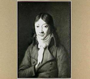 Portret van Johannes Casper ten Behm Wentholt (1780-1806)