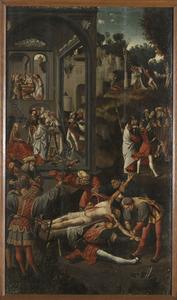 Het martelaarschap van de H. Bartholomeus