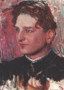 Portret van Herre Vos
