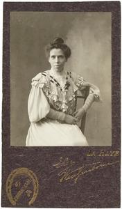 Portret van Petronella Cornelia van Beresteyn (1872-1918)