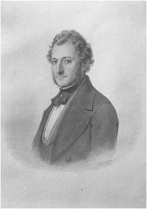 Portret van Archibald van de Poll (1796-1850)