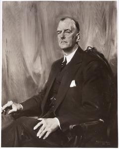 Portret van Johan Menno Goslings (1876-1954)