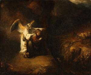 Het visioen van Daniël (Daniël 8:17)