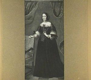 Portret van Madeleine de Cusance (1616-1689)